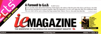 ie Magazine - Sunsoft